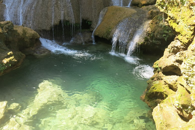 vattenfall i El Nicho
