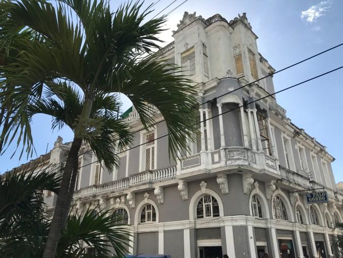 hus i Cienfuegos