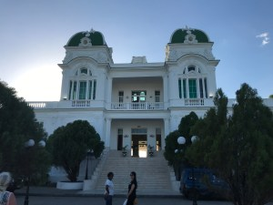 pampigt hus i Cienfuegos