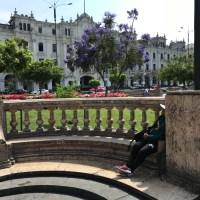 Lima - miljonstaden utan metro