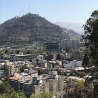 Santiago de Chile - missnöje och klimatoro