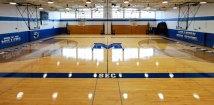 Basketball Gym Floor Designs