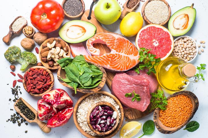 protein gain weight naturally