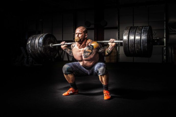 training to boost muscle performance and strength
