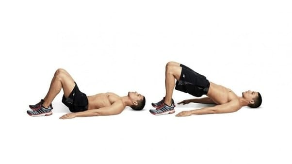 exercise for legs at home