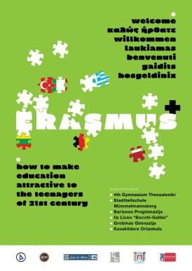 Erasmus KA2 2014-2016