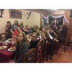 Lithuania Mars 2015 Students moments