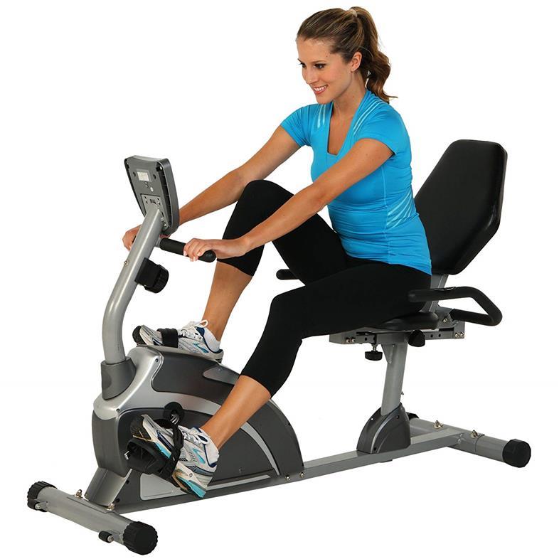 Exerpeutic 900XL Recumbent Exercise Bike #ad