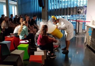 V Liberci nuda nebyla – aneb přírodní vědy zábavně