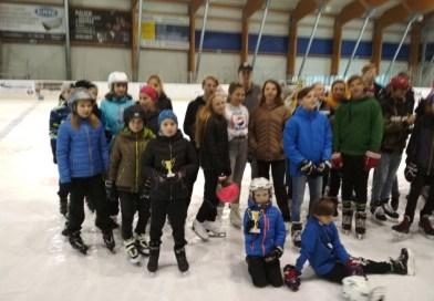 Nejmladší závodili na ledě aneb Podzimní hry popáté