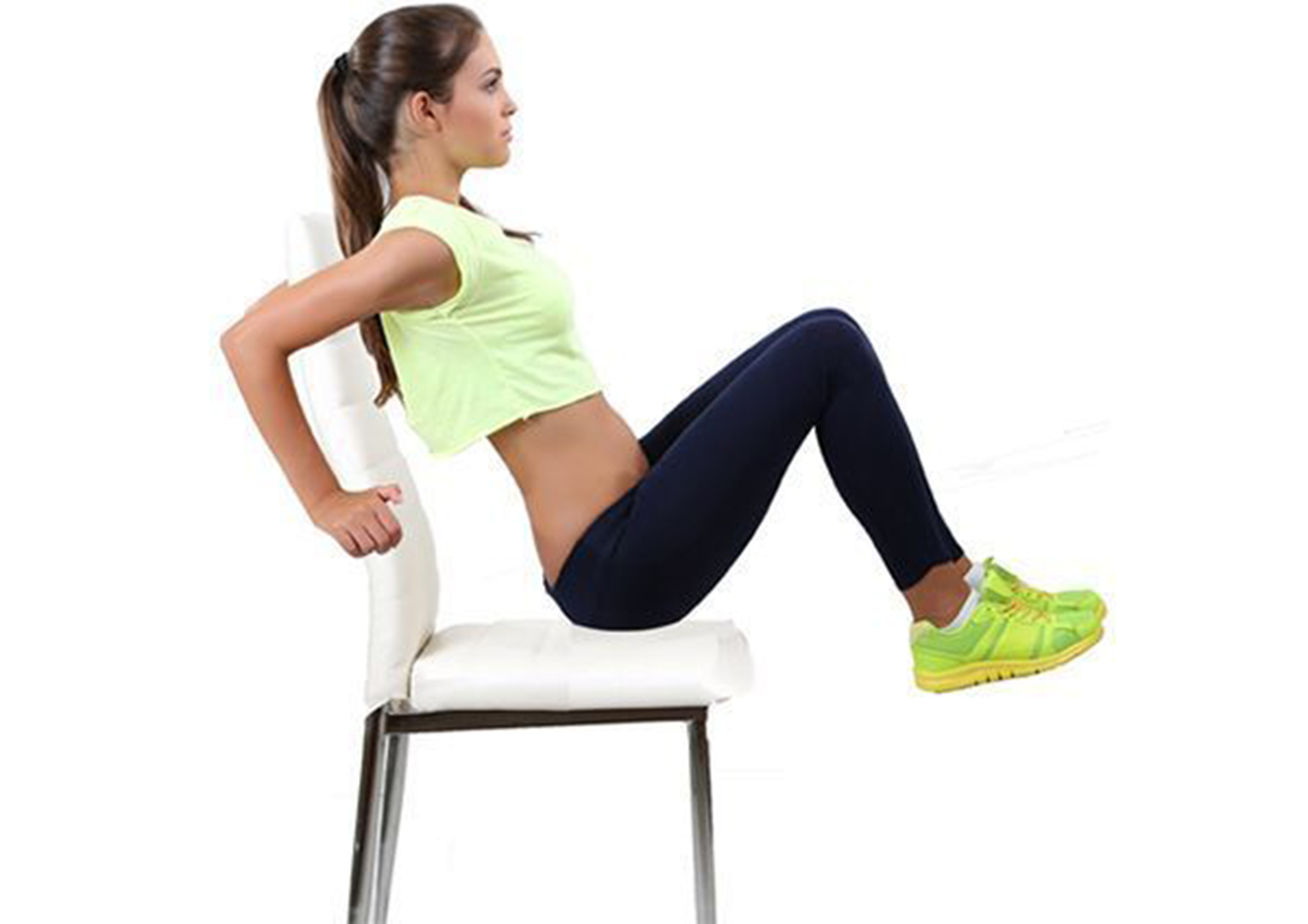 Chair Exercise 5 Belly Blasting Exercises Which You Can Do Sitting Down 5 Pics