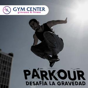 Clases de Parkour y otras actividades en Gym Center para niños, niñas y jóvenes