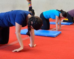 Entrenamiento funcional y preparación física en las clases de gimnasia para adultos