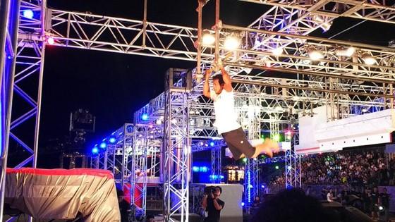 Sasuke; Ninja Warrior; 極限體能王; 街頭健身