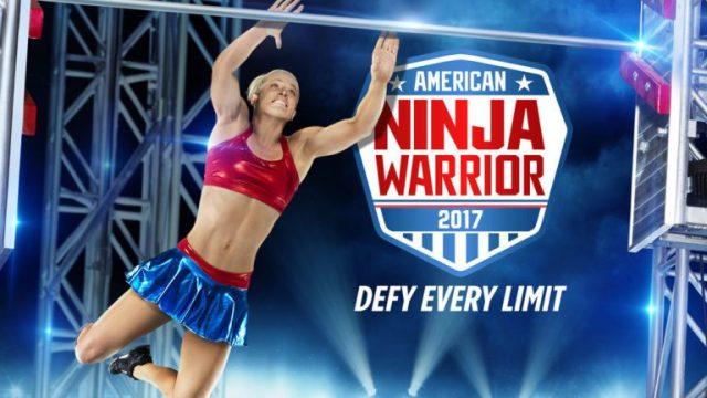 極限體能王; SASUKE; Ninja Warrior; American; Stuntwoman