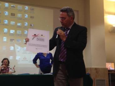Der Schulleiter Vito Lo Scrudato