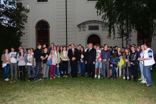 Friedensbrot e.V. Festveranstaltung in Szarvas mit Landwirtschaftsminister Schmidt