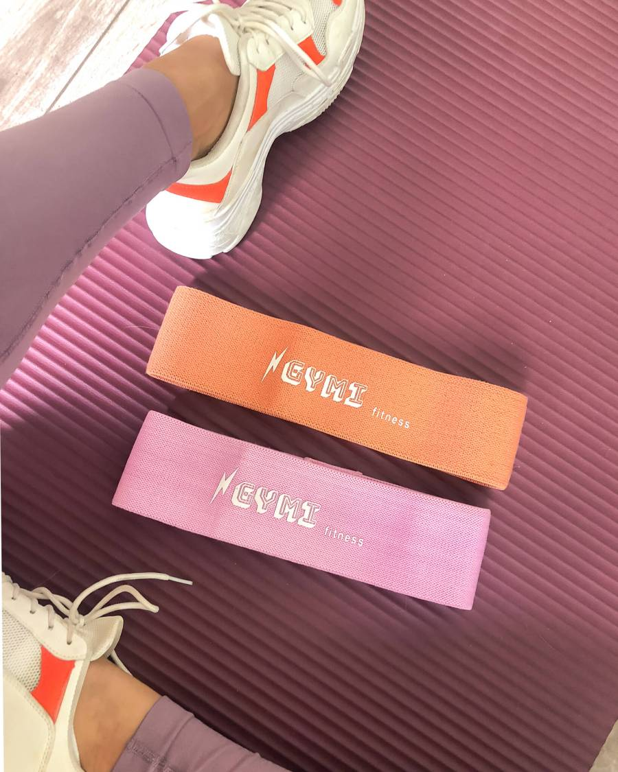 gymi fitness resistance bands