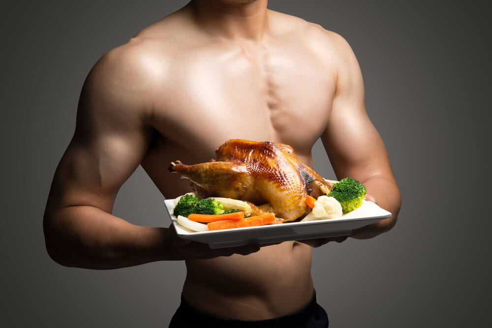 Eat Like a Weight-Lifter