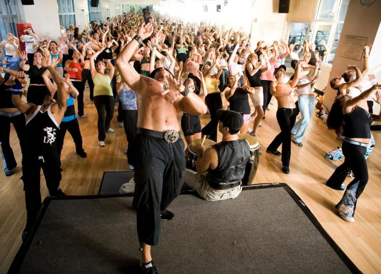 What is zumba?