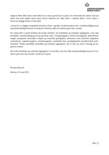 07-Maj 2015 - Nyhedsbrev fra fagkonsulenten i musik3