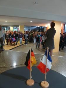 Frankreich-austausch Ochsenhausen 2012