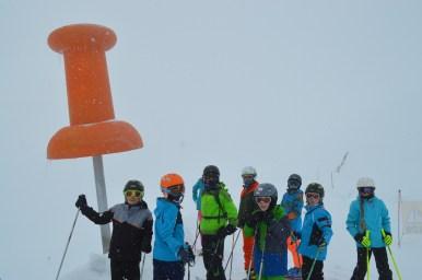 Skischaukeln nach Fieberbrunn