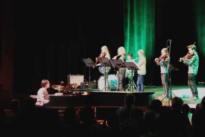 03 Orchester mit Carmina Burana von Carl Orff