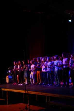13 Chor mit Born this way von Lady Gaga clap your hands