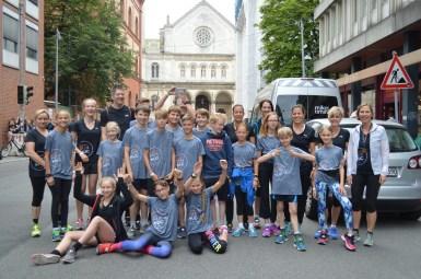 Unsere 5km-LäuferInnen