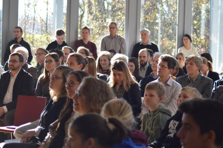 Baugewerke, Schule-, Landkreis- und Gemeindevertreter