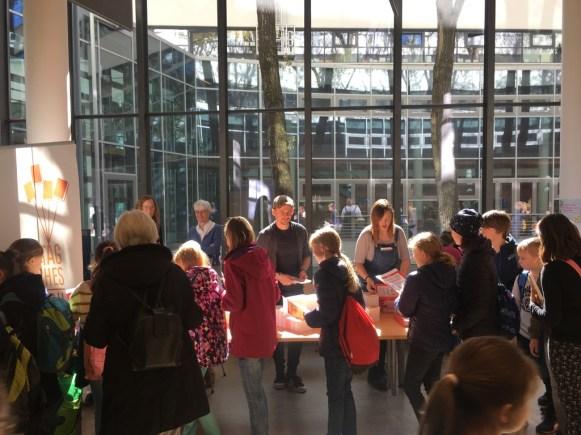 Besuch beim Randomhouse-Verlag (3)