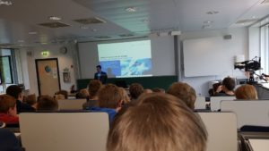Augmented Reality an der Uni
