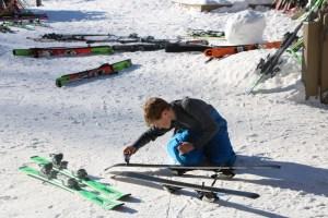 Skilager I