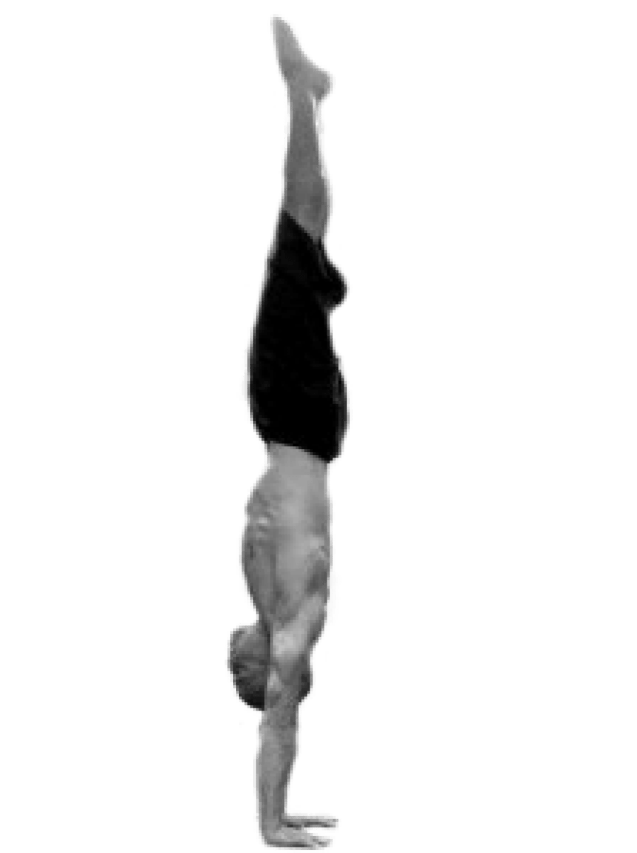 The 15-Second Handstand