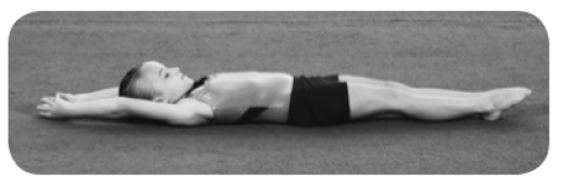 positions are used in gymnastics