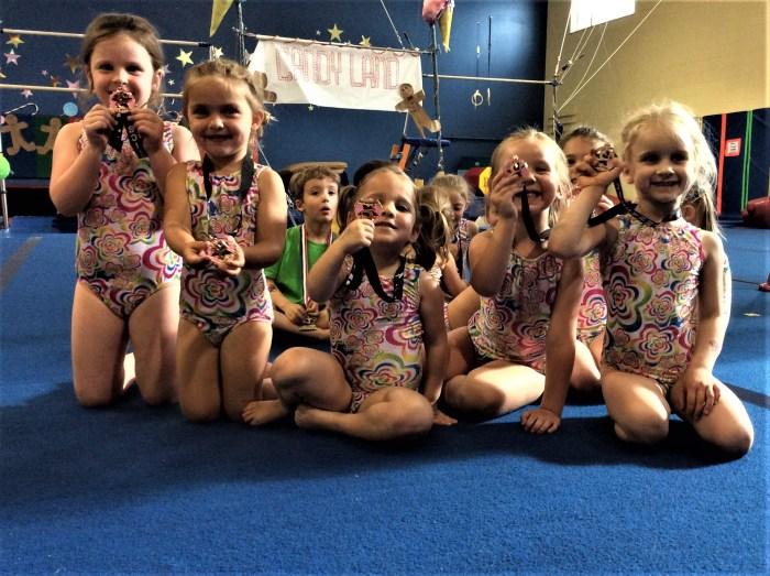 Preschool Gymnastics Classes & Lessons