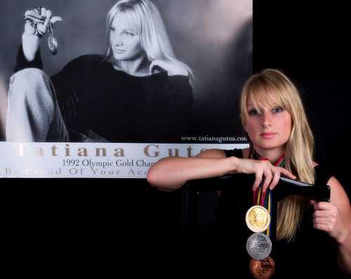 Tatiana Gutsu  photo shoot  Gymnastics Coachingcom