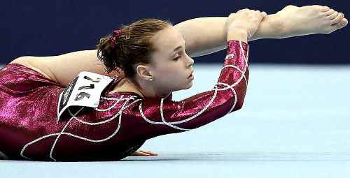 Rebecca Bross at 2012 Olympics  Gymnastics Coachingcom