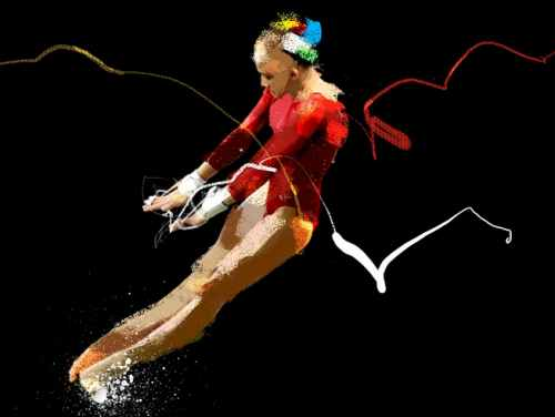 Falling Water Wallpaper Gymnastics Wallpaper Gymnastics Coaching Com