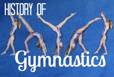 history of gymnastics