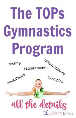 tops gymnastics