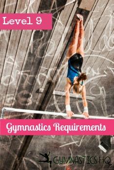 level 9 gymnastics
