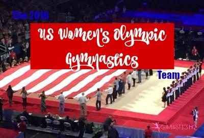 us womens olympic gymnastics team 2016
