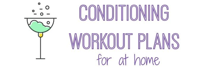 conditioning gymnastics workout plans
