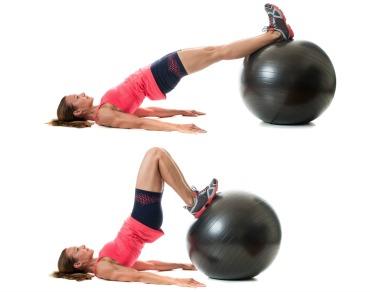gymnastics conditioning exercise