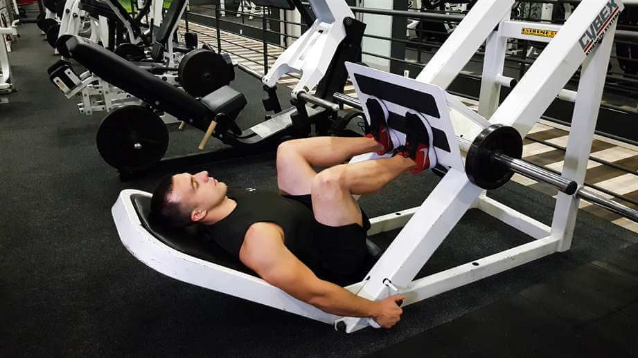 Angled Leg Press