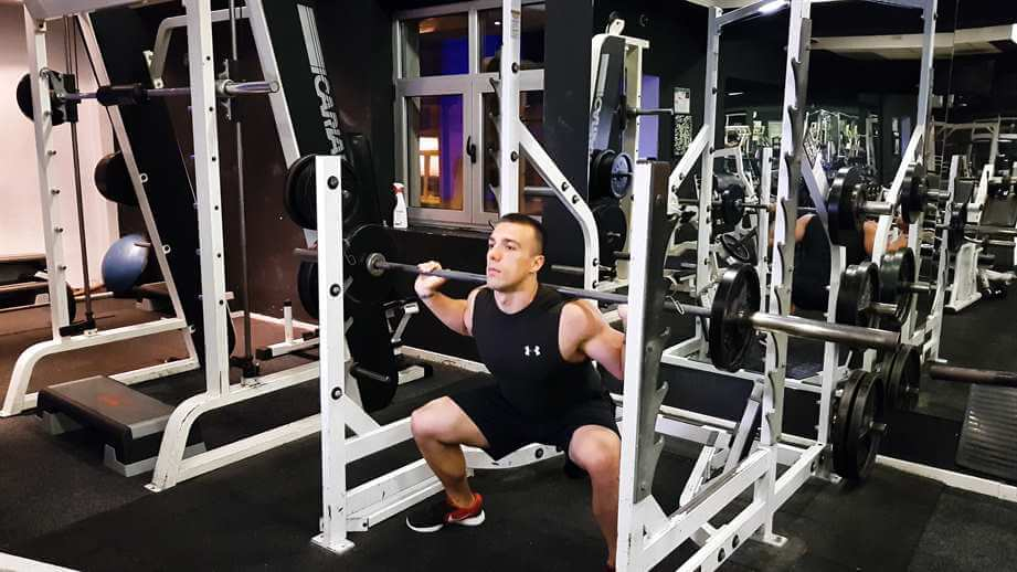 Read more about the article Power Squats