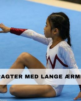 Gymnastikdragter - lange ærmer