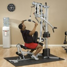 Home Gym In Workout Machines